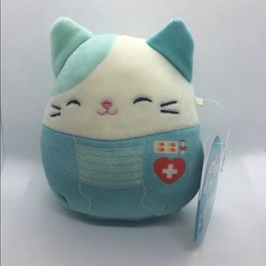 Squishmallows Nurse Cassie 5 inch plush